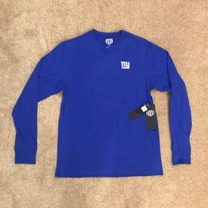 Other - New York Giants Men's Long Sleeve T-Shirt Size M